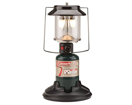 Coleman Two Mantle InstaStart QuickPack Lantern