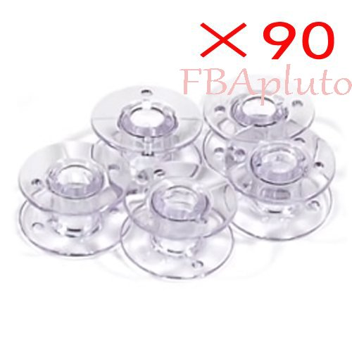 Style SA156 Sewing Machine Bobbins for Brother - 90 Pack