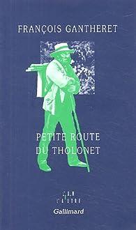 Petite route du Tholonet par François Gantheret