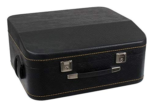 VSCASES EXTRA LUXURY HARD CASE WITH WHEELS AND TRAIN MADE IN ITALY FOR FISARMONICA 80 OR 96 BASS