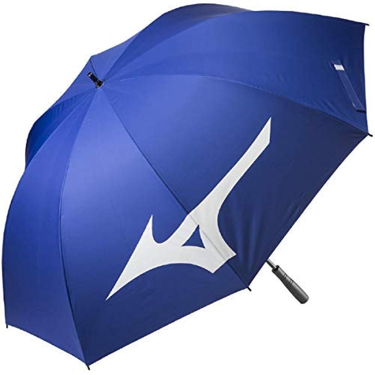 [해외] MIZUNO GOLF (미즈노 골프) 골프우산 레플리카모델 유니 5LJY192100 블루