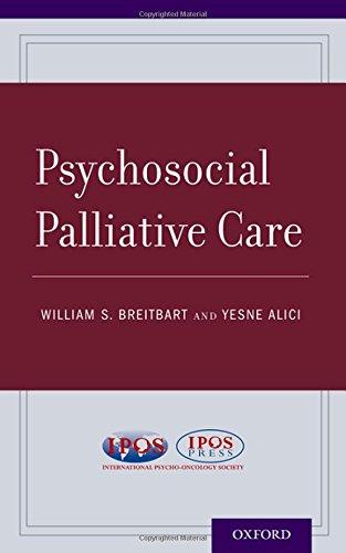 Psychosocial Palliative Care by Oxford University Press
