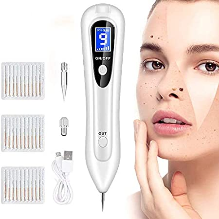 Silver Portable Beauty equipment Multi-Level With Home Usage Level Adjustable USB Charging