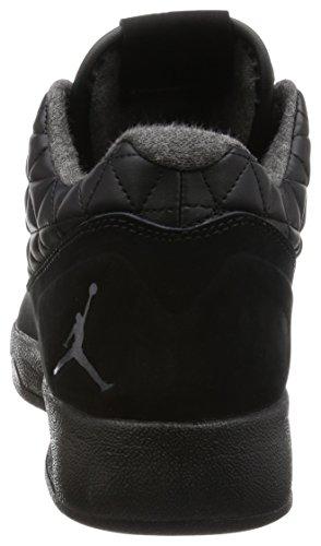 Nike Mænds Jordan Kobling Basketball Sko Sort / Sort-gym Rød fcCXgX