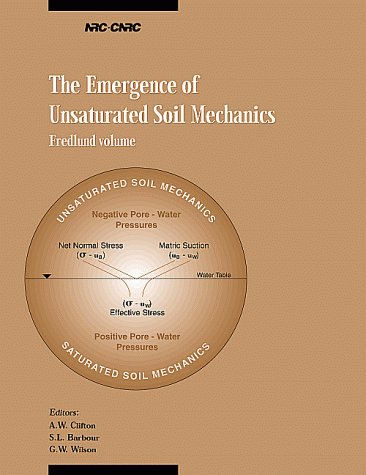 The Emergence of Unsaturated Soil Mechanics - Fredlund Volume