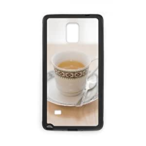 Custom Hard Plastic Back Case Cover for Samsung Galaxy Note 4 with Unique Design Afternoon