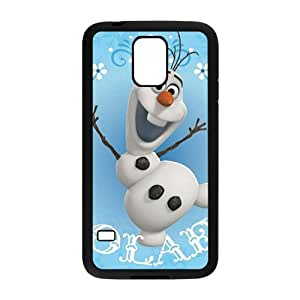 Generic Disney Frozen Comic Hard Plastic Snap-On Custom Covers for Samsung Galaxy S5