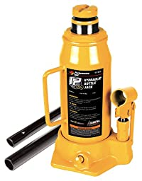 Performance Tool W1632 12 Ton (24,000 lbs.) Heavy Duty Hydraulic Bottle Jack