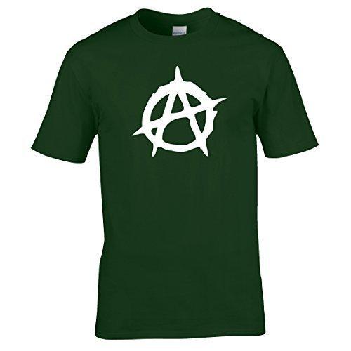 Club Punk Vibe Festivals Ou pour t Qui Vtements Naughtees Vert Shirt Fort Anarchie Rtro 1wYYvR