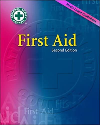 First Aid [With First Aid Quick Guide]