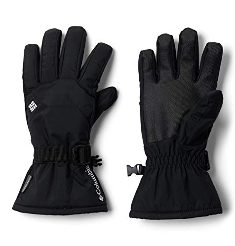 Columbia Youth Whirlibird Gloves, Black,
