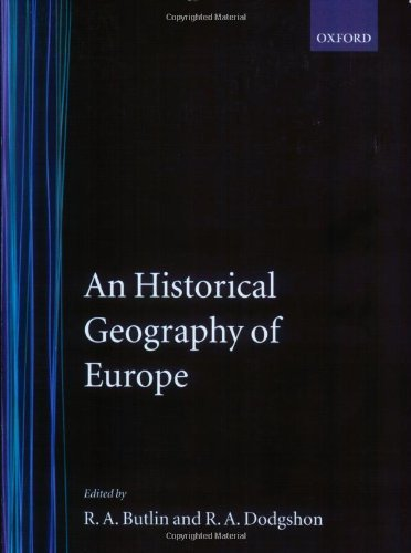 An Historical Geography of Europe Pdf