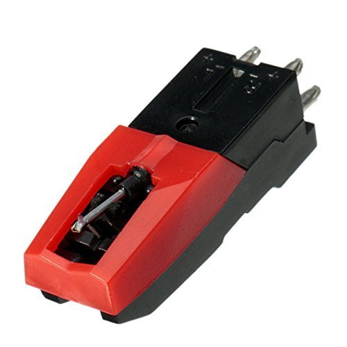 LOBZON Universal Replacement Stylus Needles LO1 Dj Turntable Cartridge Package