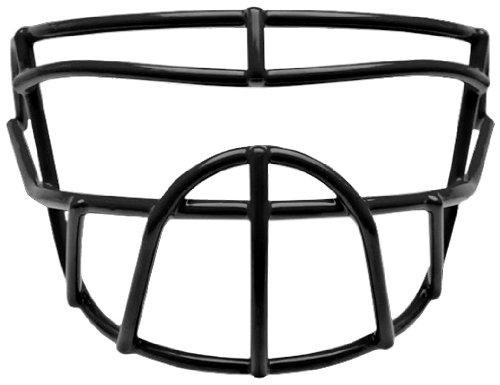 Schutt Sports Youth BDR OPO-YF Super Pro Carbon Steel Football Faceguard, Black ()