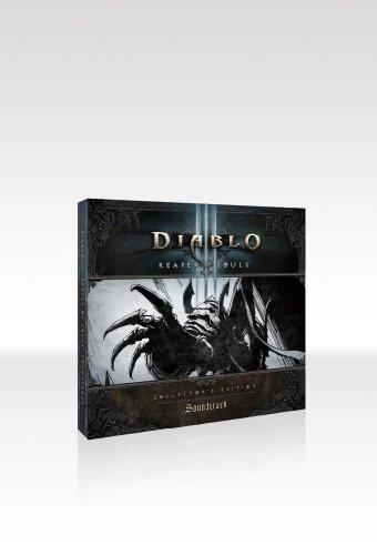 Diablo III: Reaper of Souls Collector's Edition Soundtrack (Best Diablo 3 Like Games)