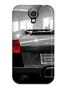 Fashion OvLoQqH836cFhwP Case Cover For Galaxy S4(lamborghini Murcielago Lp6 Roadster Back)