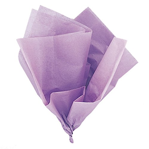 Lavender Tissue Paper Sheets 10ct