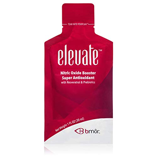 Elevate Nitric Oxide Booster with Resveratrol and Prebiotics