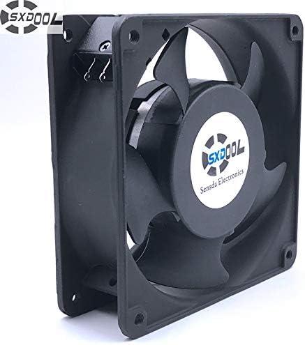 120mm cooler SXDOOL SJ1238HA1 12038 12012038MM 110V 0.27A industrial Cooling fan