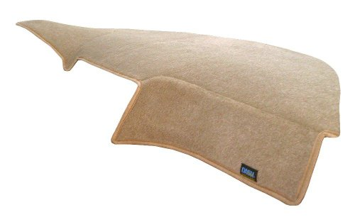 Dash Designs D0560-1CMO Mocha Carpet Dash Cover