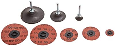 "Merit Powerlock Abrasive Disc Test Kit ""D"" (Pack of 1)"