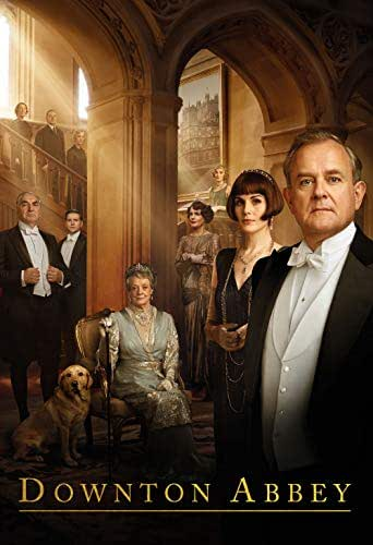 Downton Abbey Movie (2019) DVD
