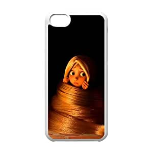 Tangled iPhone 5c Cell Phone Case White O1663925