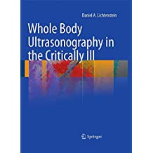 Whole Body Ultrasonography in the Critically Ill