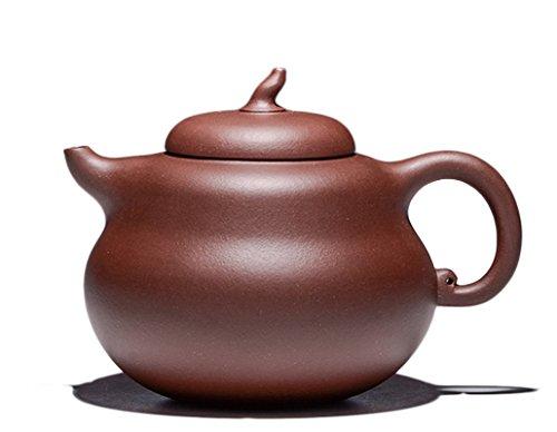 yixing purple clay teapot - 9