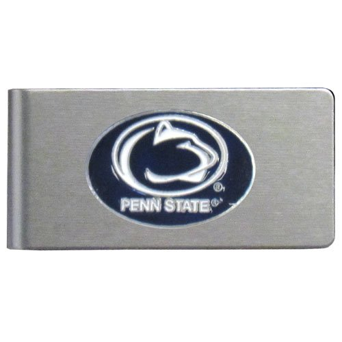 NCAA Penn State Nittany Lions Brushed Money Clip - Penn State Money Clip