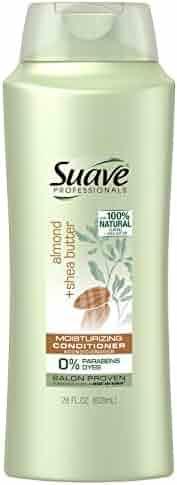 Suave Professionals Conditioner, Almond + Shea Butter, 28 oz