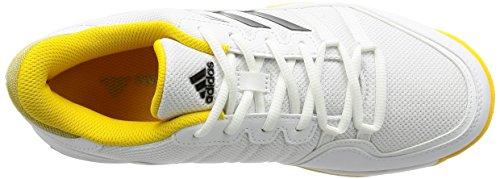 Nero Uomo footwear Barricade Adidas core Scarpe Black Tennis eqt Da Court White Yellow x0wY0qTXZ