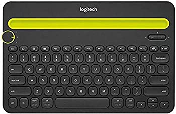 Logitech K480 Bluetooth Wireless Multi-Device Keyboard