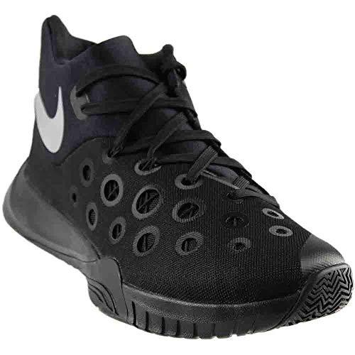 rquickness 2015 Basketball Shoe Black/Metallic Silver Size 9.5 M US ()