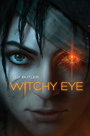 book cover of Witchy Eye