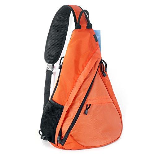 Backpack Shoulder Crossbody Pack Medium Resistant