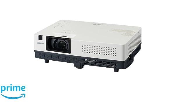 Sanyo PLC-XK3010 - Proyector (3000 lúmenes ANSI, LCD, XGA ...