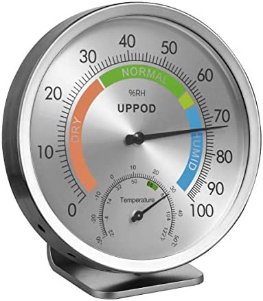 LittleGood Hygrometer Thermometer Indicator Temperature product image