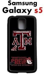ATM Texas A&M University Texas A&M Aggies Samsung Galaxy s5 Case Hard Silicone Case