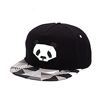 FUNY Men Solid Flat Bill Hip Hop Summer Outdoor Hats Snapback Baseball Cap