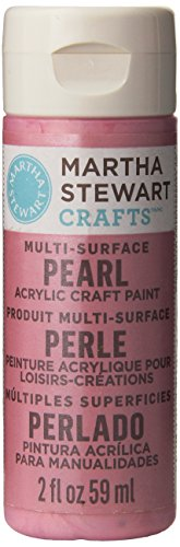 Martha Stewart Crafts Multi-Surface Pearl Acrylic Craft Pain