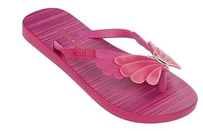 e83120a25c6 Ipanema Gisele Bundchen Sunrise Womens Flip Flops Sandals - Fuchsia - SIZE  UK 3
