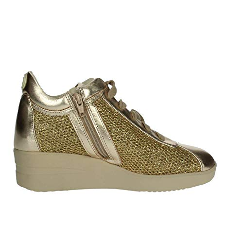 Rucoline Sneakers Donna By 226 Agile Oro vwq6t05