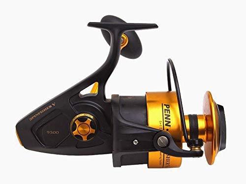 Penn 1259881 Spinfisher V Spinning Fishing Reel, 9500