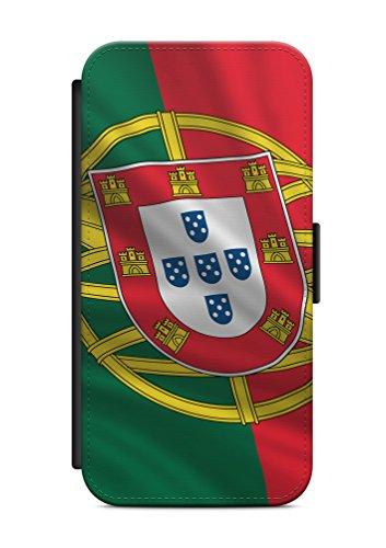 iPhone 6 6s Portugal Lissabon V2 Flip Tasche Hülle Case Cover Schutz Handy