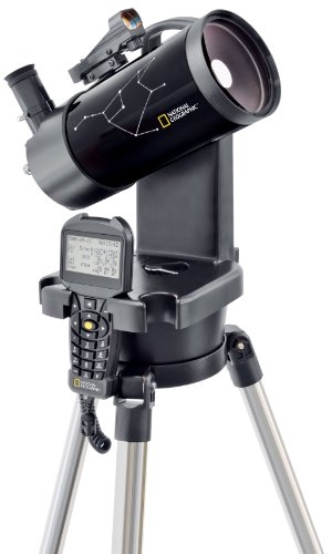 National Geographic 90/1250mm Maksutov Cassegrain Automatic Telescope by OfficeMarket