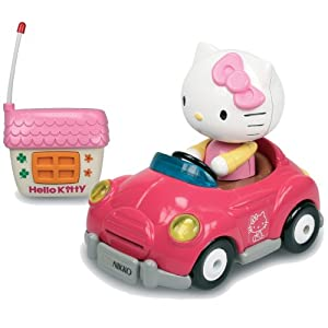 Hello Kitty Remote Control Car Uk