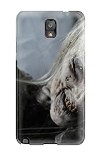 Juliam Beisel's Shop New Style Hot Design Premium Tpu Case Cover Galaxy Note 3 Protection Case(creepy)