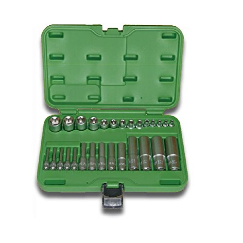 JBM 51930 - Pack de 28 vasos cortos y largos