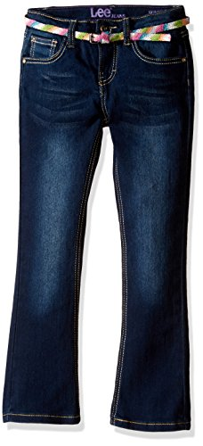 Belted Kids Jeans - 6